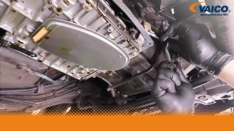 VAICO Ölwechsel Automatikgetriebe